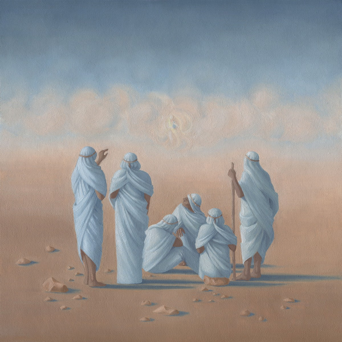 Nedeslușit în amurg - Album artwork