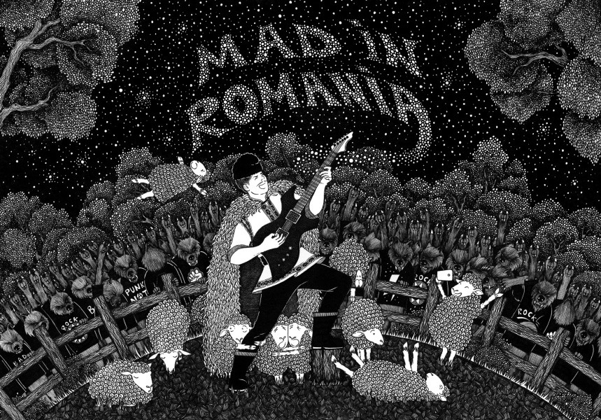 Mad in Romania